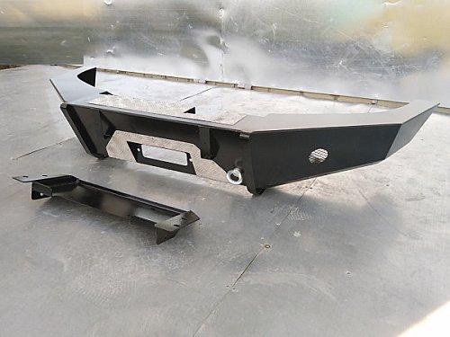 Силовой передний бампер Рысь на УАЗ Патриот, Пикап, Карго